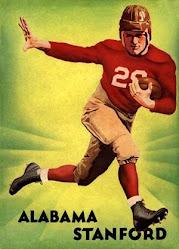 1935 Rose Bowl Program vs. Stanford