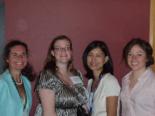 The FDA Industry Workshop Core Committee (Tammy-FDA, Kathleen-ASA, Carmen-Industry, Kristen-ASA)
