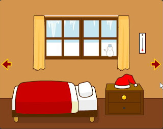 juegos de escape Christmas Escape solucion guia
