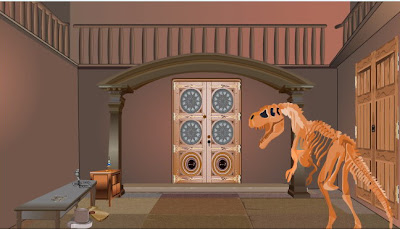 juegos de escape Museum Escape solucion guia