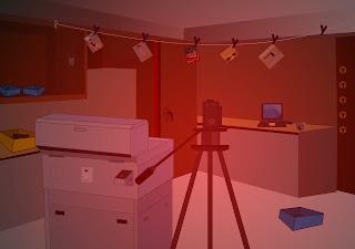 juegos de escape Darkroom Escape solucion guia