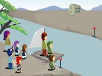 Cruzar el río