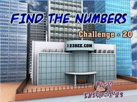 Find the Numbers Challenge