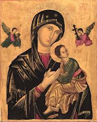 Sob a protecção da Mãe...