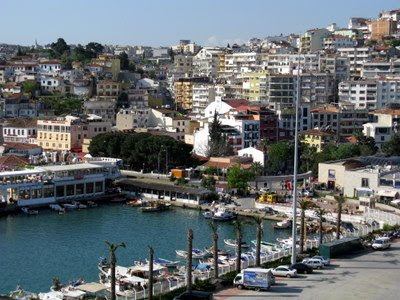 Kusadasi Has A Small Town Beach Which Can Be Walked Along On Promenade