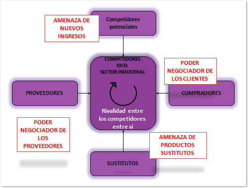Observador fiscal 5 fuerzas de porter for W de porter ortopedia