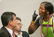 Megarepresa en Brasil: ¡ No queremos Belo Monte !