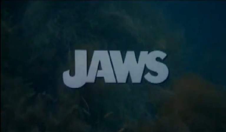 Jaws media coursework