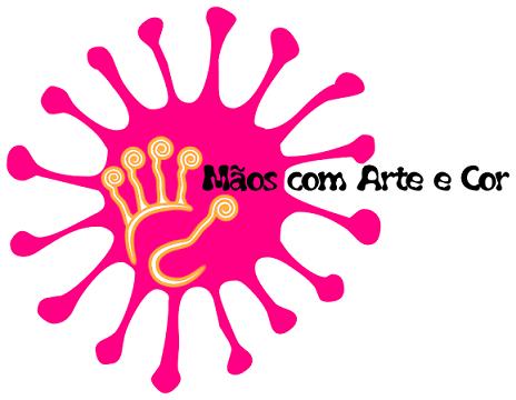 Mãos com Arte e Cor