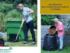 Pembuatan Pupuk Kompos di Jerman
