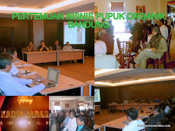 Pertemuan Bisnis Organik Granul
