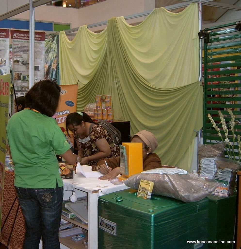 Data Produksi Hasil Pertanian Di Indonesia