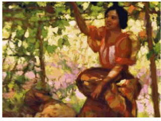 amorsolo painting