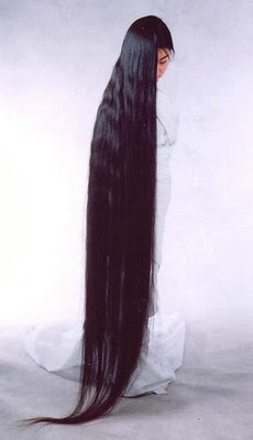 picture of long hair