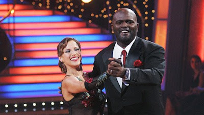 LAWRENCE TAYLOR AND EDYTA SLIWINSKA