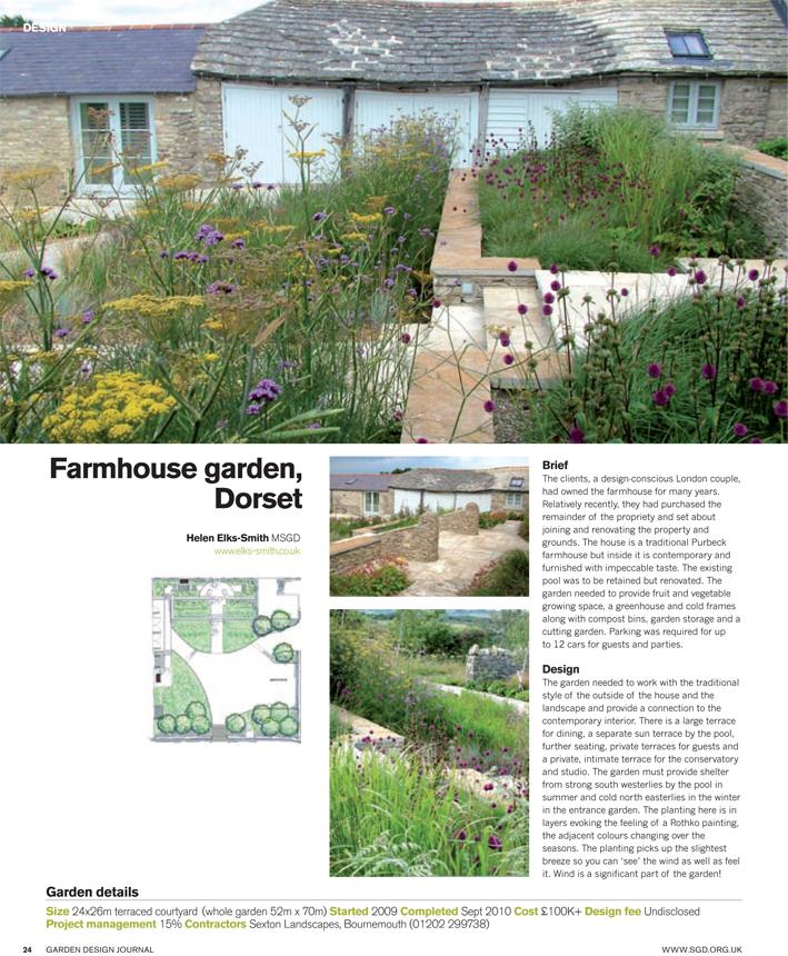Elks-Smith Garden Design