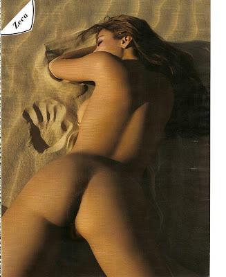 Gyselle Soares Pelada Na Playboy