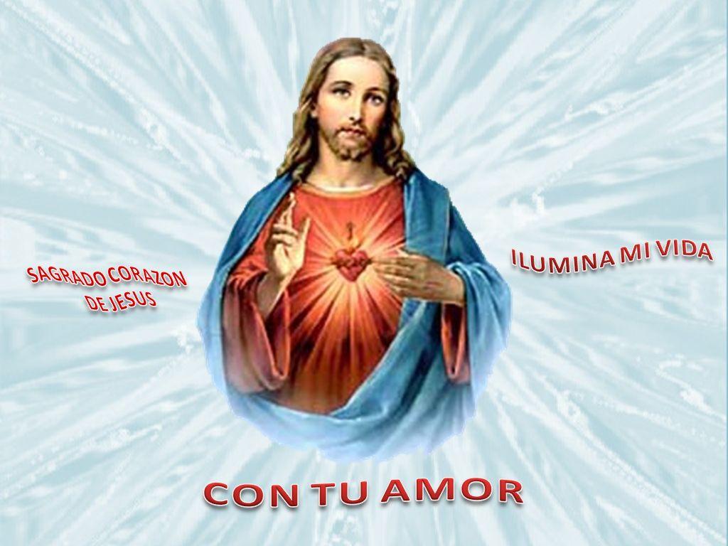 fotos del sagrado corazon de jesus