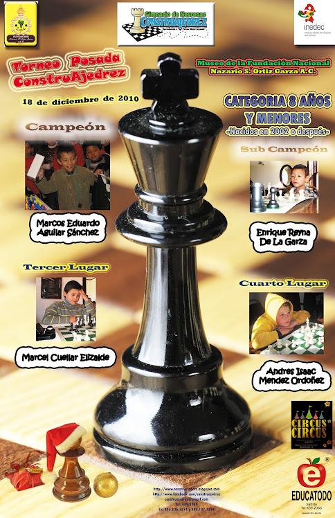 Torneo 18/12/2010 Sub 8