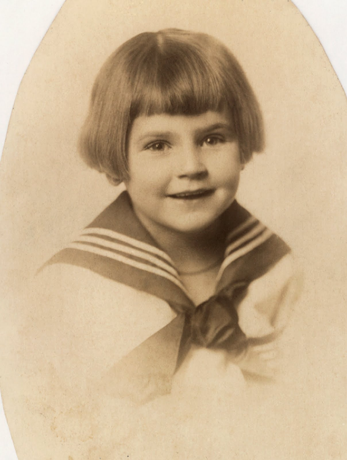EB as a Child