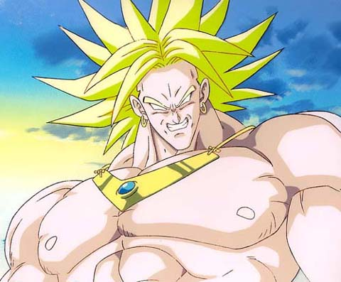 broly super saiyan forms. dragon ball z super saiyan 3