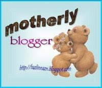 Motherly Blogger Award from Sis Ell