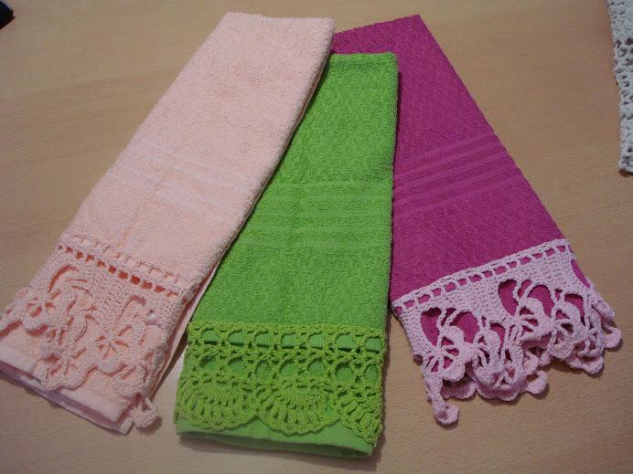 toallas de cara