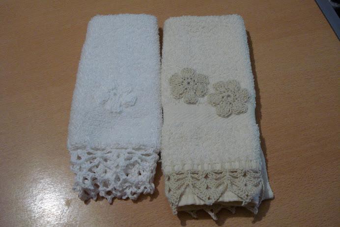 toallas de mano
