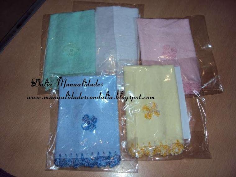 babitas multicolores