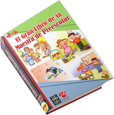 El gran libro de la maestra preescolar El gran libro de la maestra de preescolar