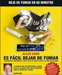 Que libros leer para dejar fumar
