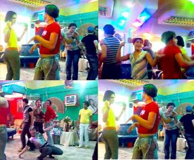 Baghdad Gay Party