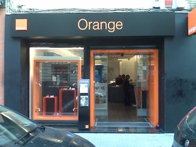 El blog de conexi n nueva tienda orange en sevilla - Orange en sevilla ...
