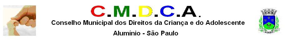 C.M.D.C.A. ( Alumínio - SP)