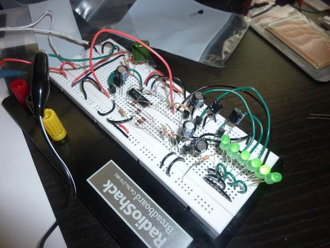 Hands On Make Electronics Projects Usb Hub Circuit Articlequot Analog Circuits Special Project