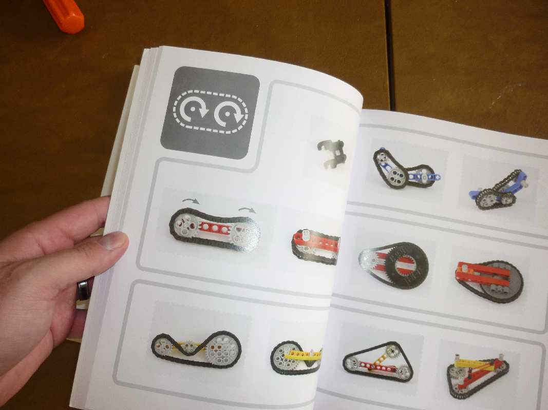 the lego technic idea book wheeled wonders 2