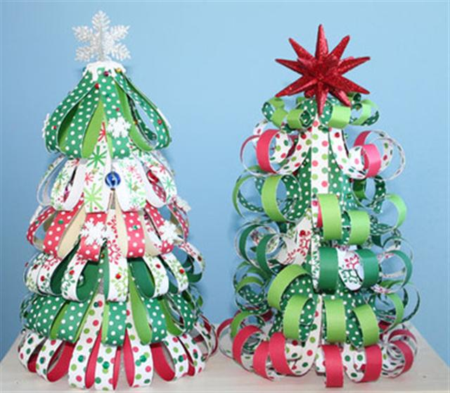 Украшения на новогоднюю елку своими руками - РусАвто такси