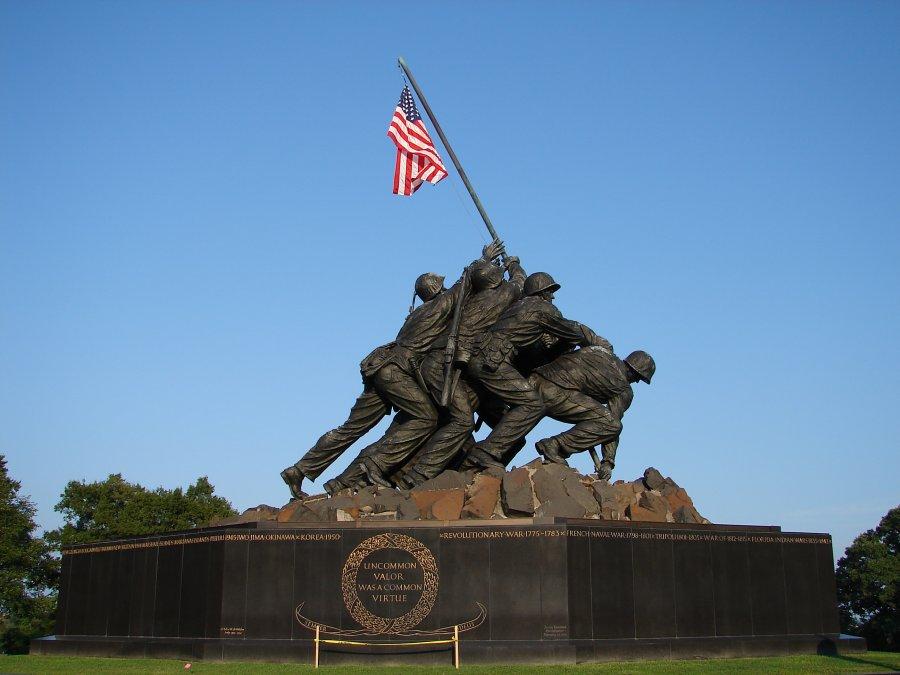 ALS Washington DC 2011: Iwo Jima Memorial