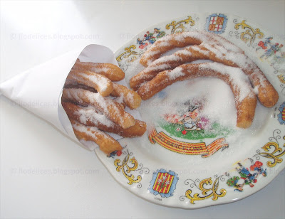 Cornet de churros