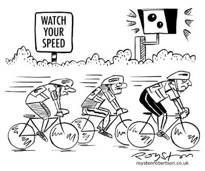 Royston Cartoons  Cycling cartoon  Les Anglais adore Le Tour ea3fa6d1a