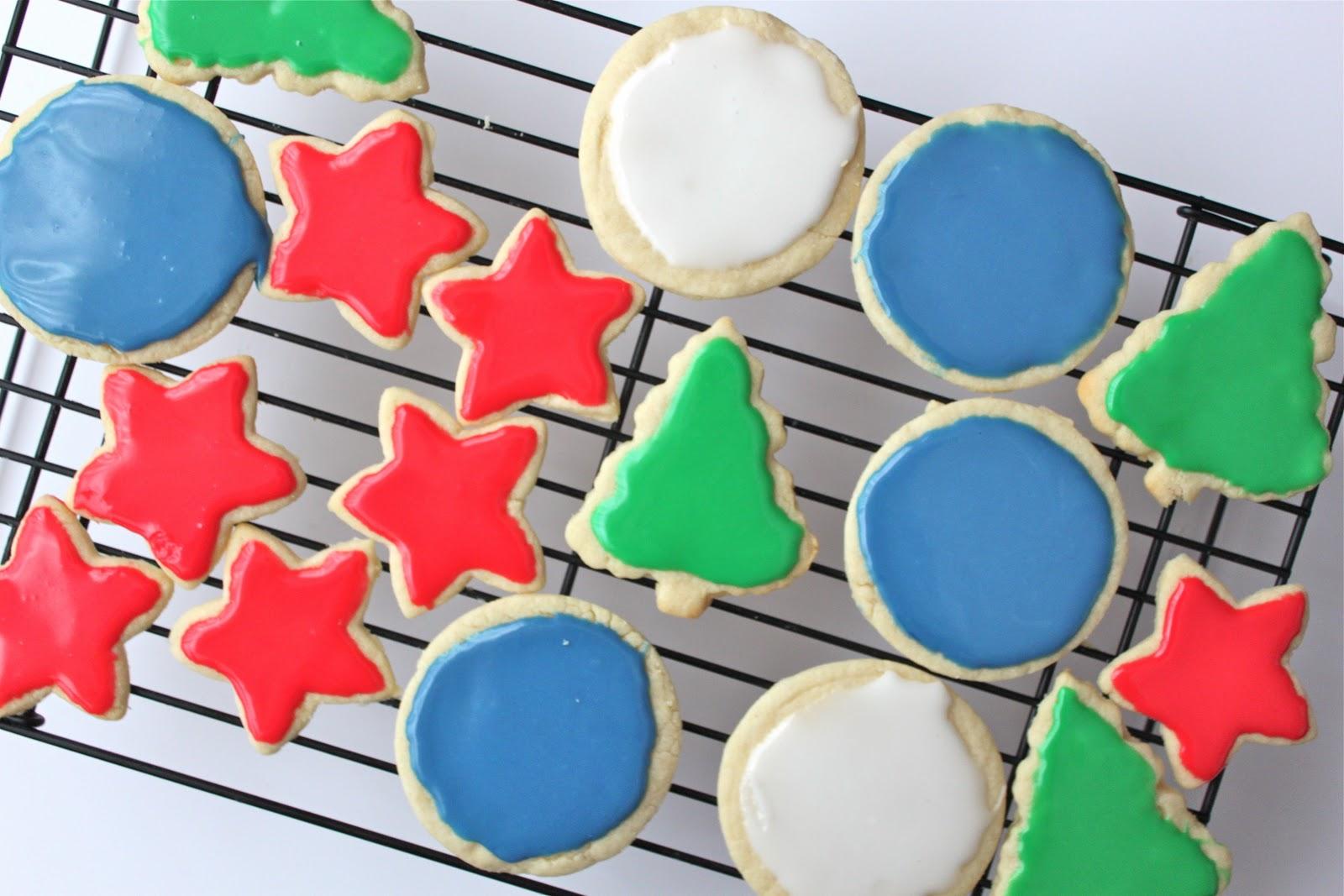 Sugar. Cookie. Icing. {The Recipe}