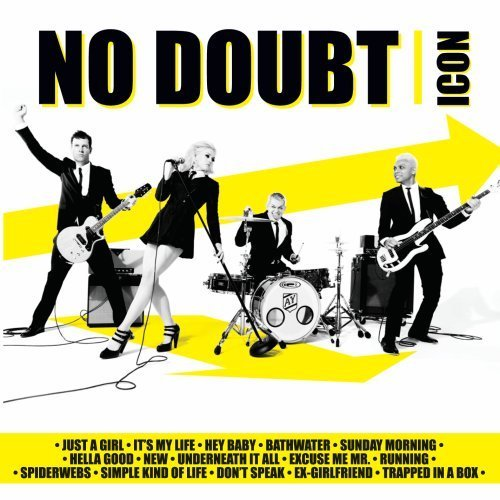 No Doubt Album Covers