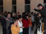 Pregando em Guarapuava-PR