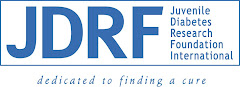 JDRF is the leading charitable funder and advocate of type 1 (juvenile) diabetes research worldwide