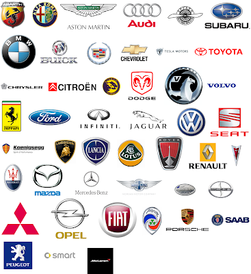 Picture Websites on Logo Collection 1 Car Logos