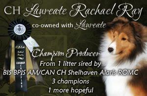 CH Laureate Rachael Ray