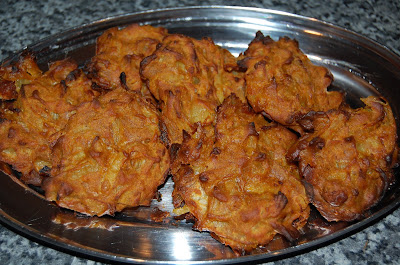 Easy recipes for onion bhaji