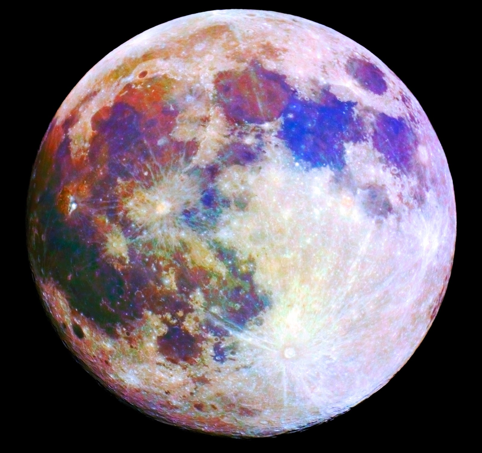 the mars moons color - photo #28