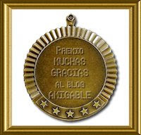 PREMIO AL BLOG AMIGABLE (Lisebe)