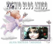 "Premio BLOG AMIGO"""